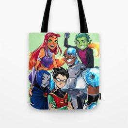 Greatest superheroes Tote Bag