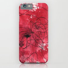 The Mean Reds Slim Case iPhone 6s