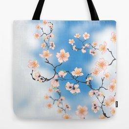 Cherry blossom II Tote Bag