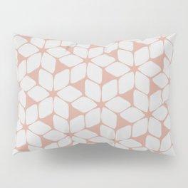Blush Petals Pillow Sham