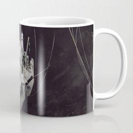 the end tealanb Coffee Mug