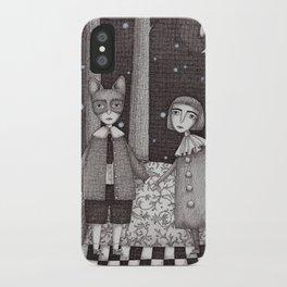 Hansel and Gretel iPhone Case