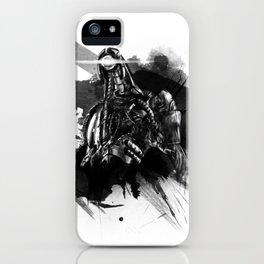 We Are Many - Legion Fanart iPhone Case