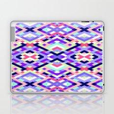 Smart Diagonals Coral Laptop & iPad Skin