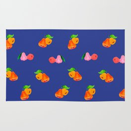 Jambu I (Wax Apple) - Singapore Tropical Fruits Series Rug