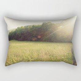 Morning in Cades Cove Rectangular Pillow