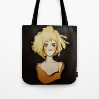 medicine Tote Bags featuring medicine by Ludmila