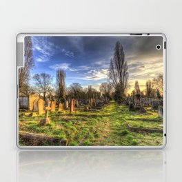 Kensal Green Cemetery London Laptop & iPad Skin