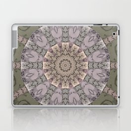 Mandalic Storm Mandala 6 Laptop & iPad Skin