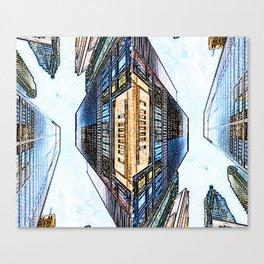 high rise Canvas Print