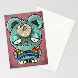 Monster Boy Stationery Cards