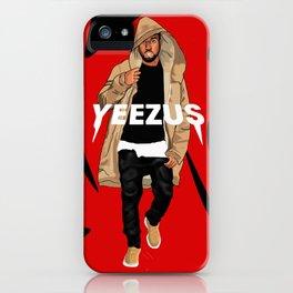 Mr. West iPhone Case