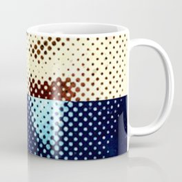 Nonspace of the mind, clusters and constellations Coffee Mug