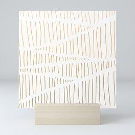 Coit Pattern 88 Mini Art Print