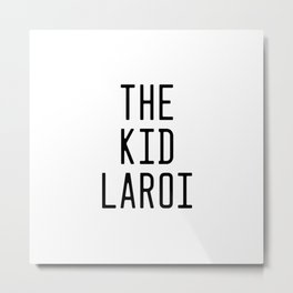 F Love - The Kid Laroi Metal Print