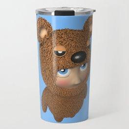 Furry baby Travel Mug