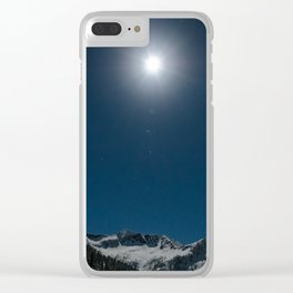 Ymir Under the Moon Clear iPhone Case