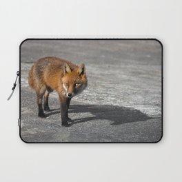 Milky-Eyed Fox Laptop Sleeve