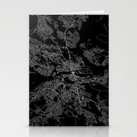 stockholm Stationery Cards featuring Stockholm  by Line Line Lines