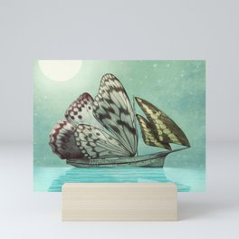 The Voyage Mini Art Print