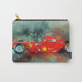 F1 Sports Car Carry-All Pouch