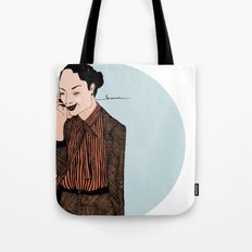 Braces Tote Bag
