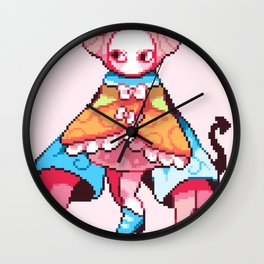 &&& Wall Clock