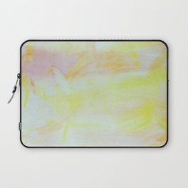 Watercolor abstract many color no.10 Laptop Sleeve