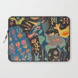 Unicorn Babble Laptop Sleeve