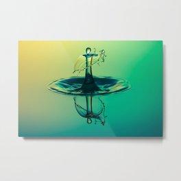 Water Wizard Metal Print