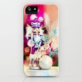 Dreamy nutcrackers 1 iPhone Case