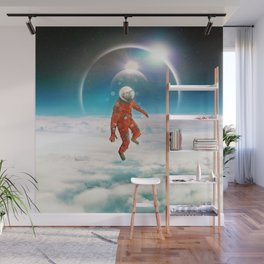 Floater Wall Mural