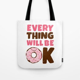 Sweet Relief Tote Bag