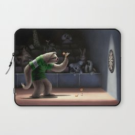 Sloth Darts Laptop Sleeve