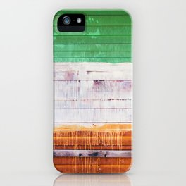 NYC Spray Paint (Color) iPhone Case