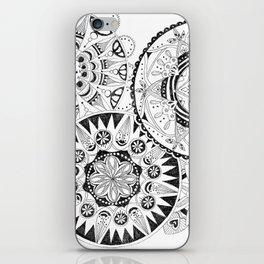 Mandala Series 02 iPhone Skin