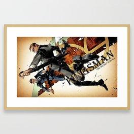 Kingsman Framed Art Print