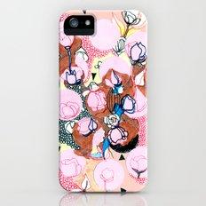 Poppies Slim Case iPhone (5, 5s)
