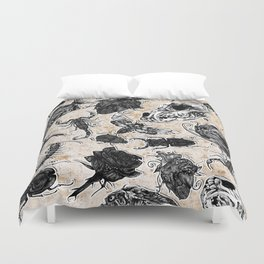 Bones and co 2 Duvet Cover