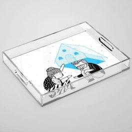 Oblivions Acrylic Tray