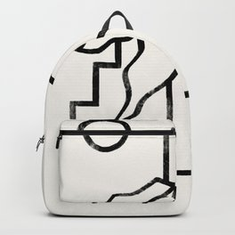 Beach Palm Backpack