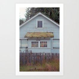 vancouver island, canada Art Print