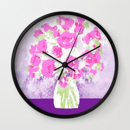 Centerpiece Wall Clock