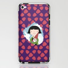 Help People not Gnomes iPhone & iPod Skin