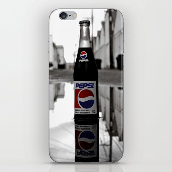 Urban Pepsi-Cola iPhone & iPod Skin