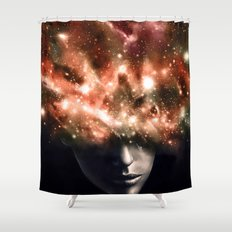Everything I See Shower Curtain