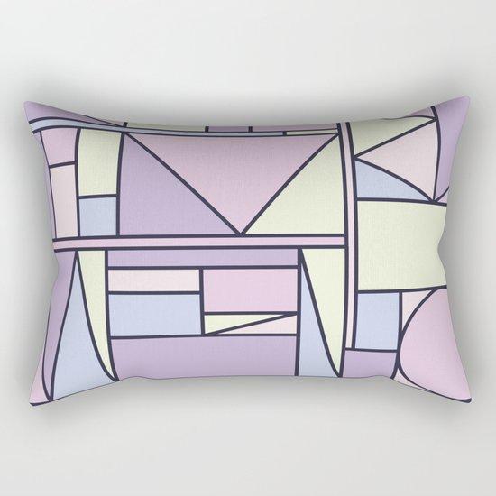 Kaku Pastel Rectangular Pillow