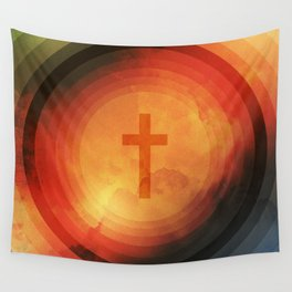 Thanks Be To God Wall Tapestry