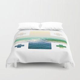 Count Your Blessings Duvet Cover