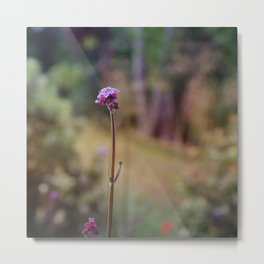 Colorful glass Metal Print